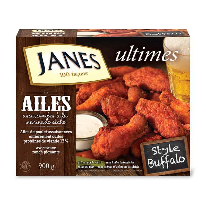 Ailes de poulet à la mode de Buffalo<span>ultimes</span>