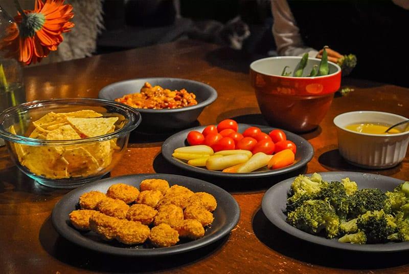 Solution de repas rapide et facile pour souper oublié
