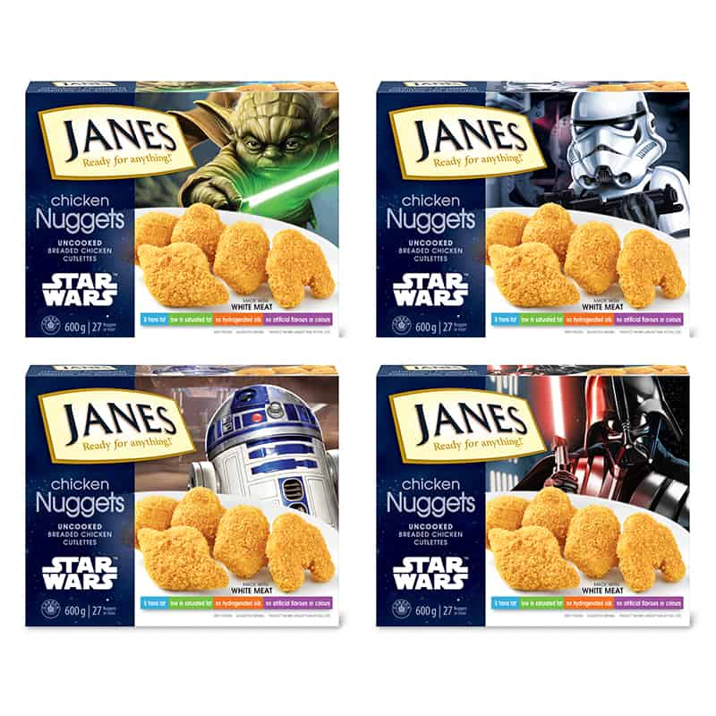 STAR WARS™ Chicken Nuggets