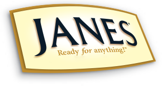 Janes® Ready for Anything!