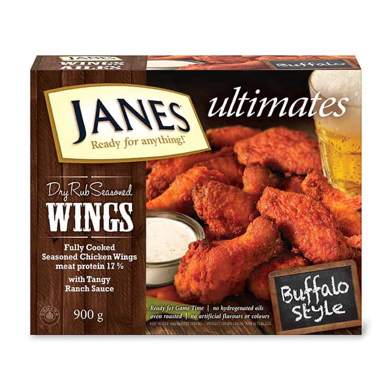 <span>ultimates</span> Buffalo Chicken Wings