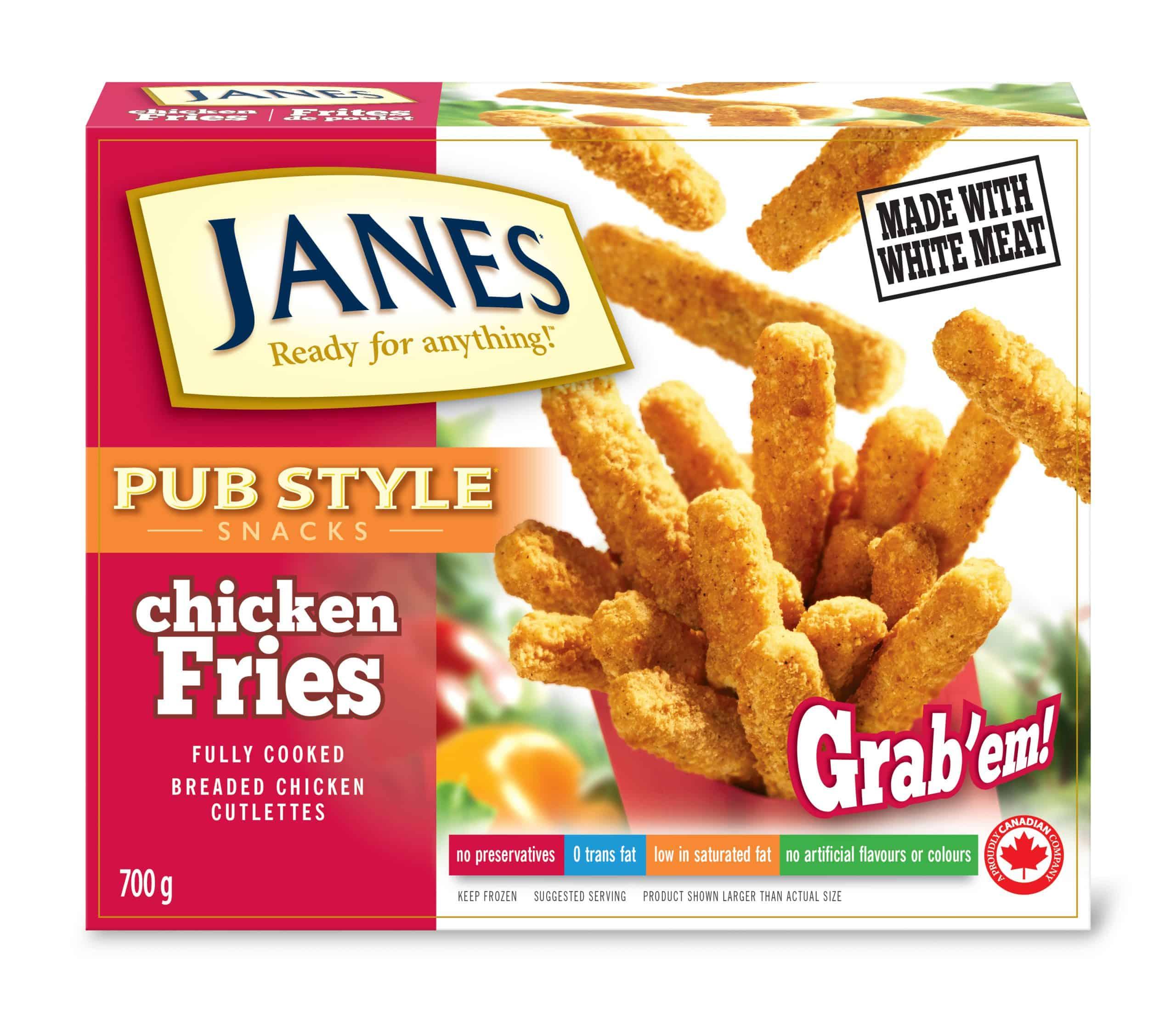 Pub Style Chicken Fries