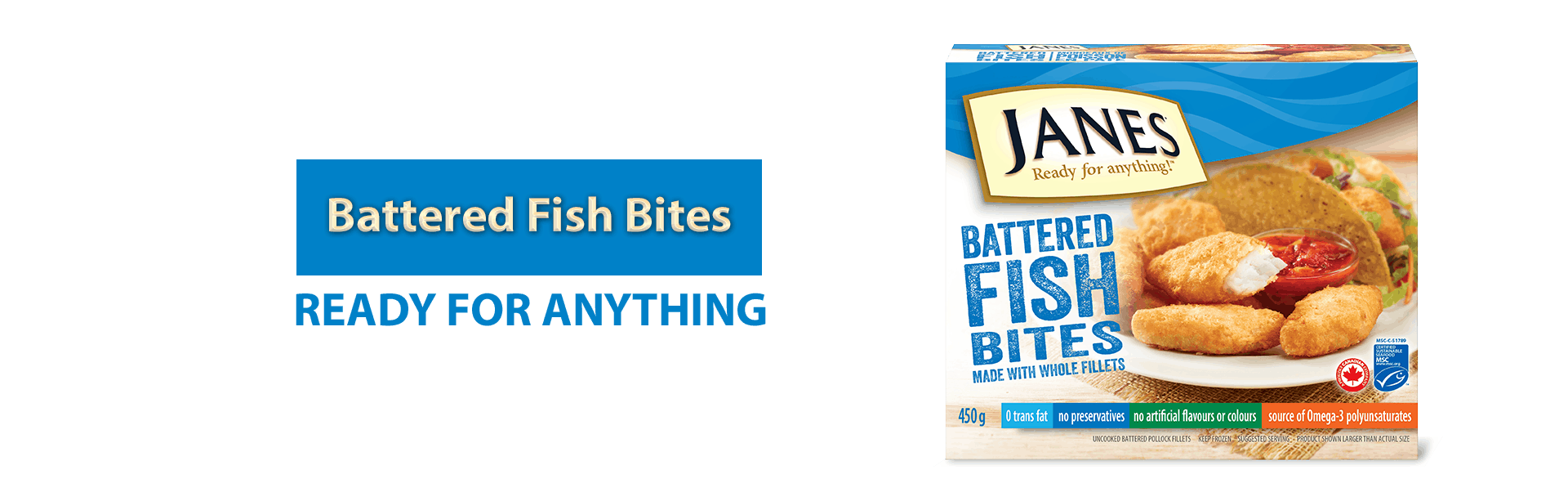 Battered Fish Bites