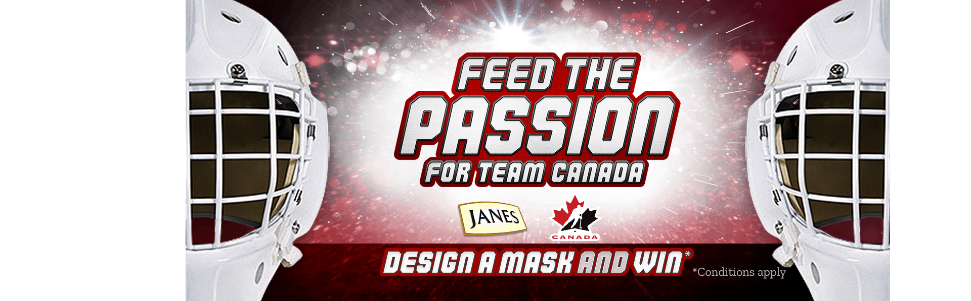 Feed the Passion for Team Canada