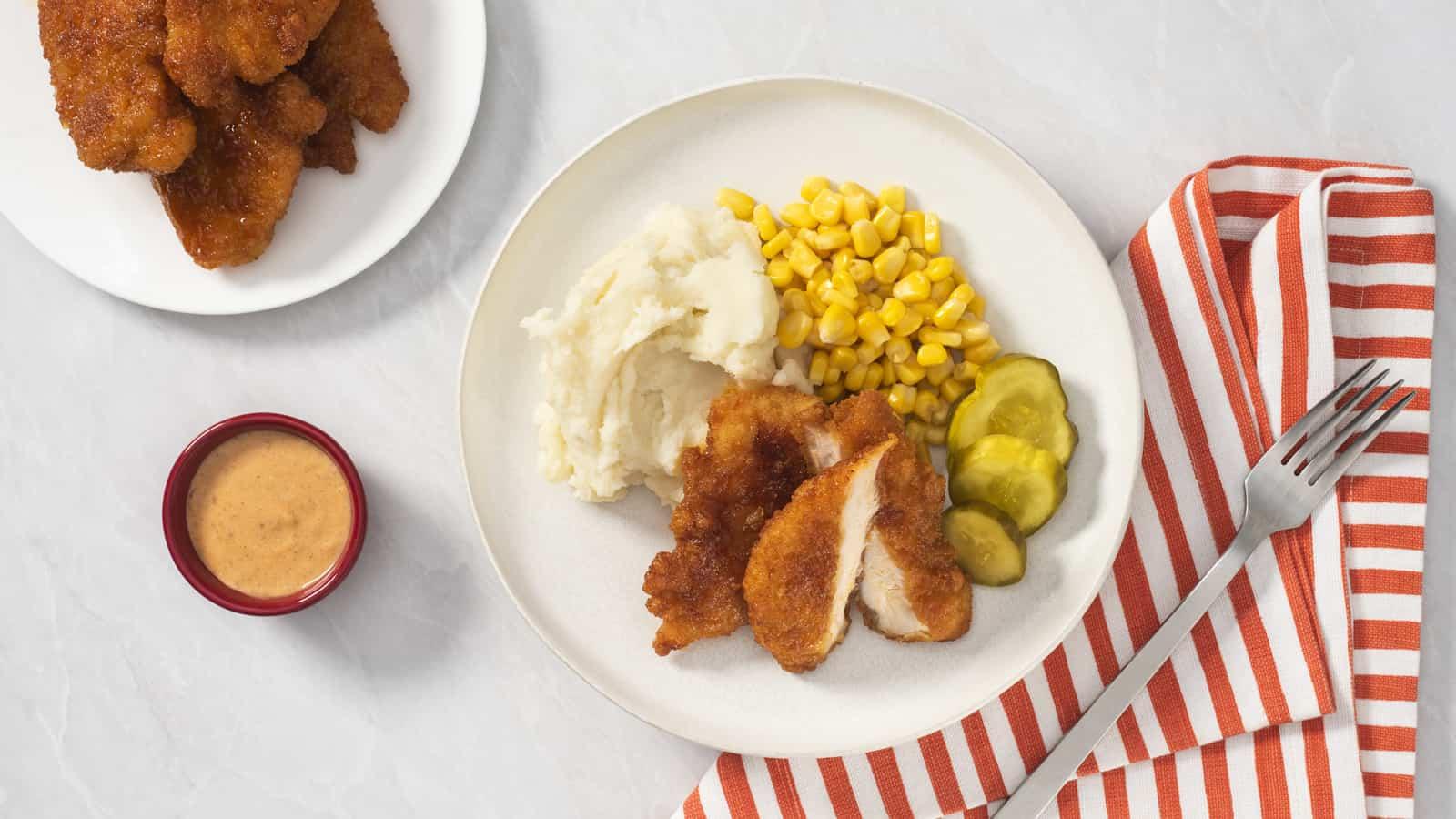 Southern Hot Honey Chicken